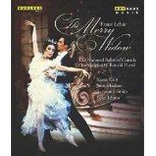 Lehar:The Merry Widow [The National Ballet of Canada; The National Ballet of Canada Orchestra,Ermanno Flori] [ARTHAUS: BLU RAY] [Blu-ray]